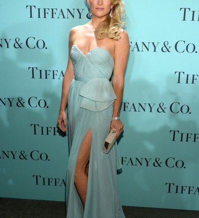 Tiffany Jewellery Paris Opening