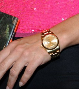 Hurley Gold Rolex