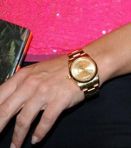 Hurley Gold Rolex