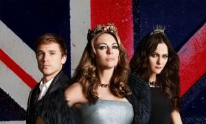 Liz Hurley Royals