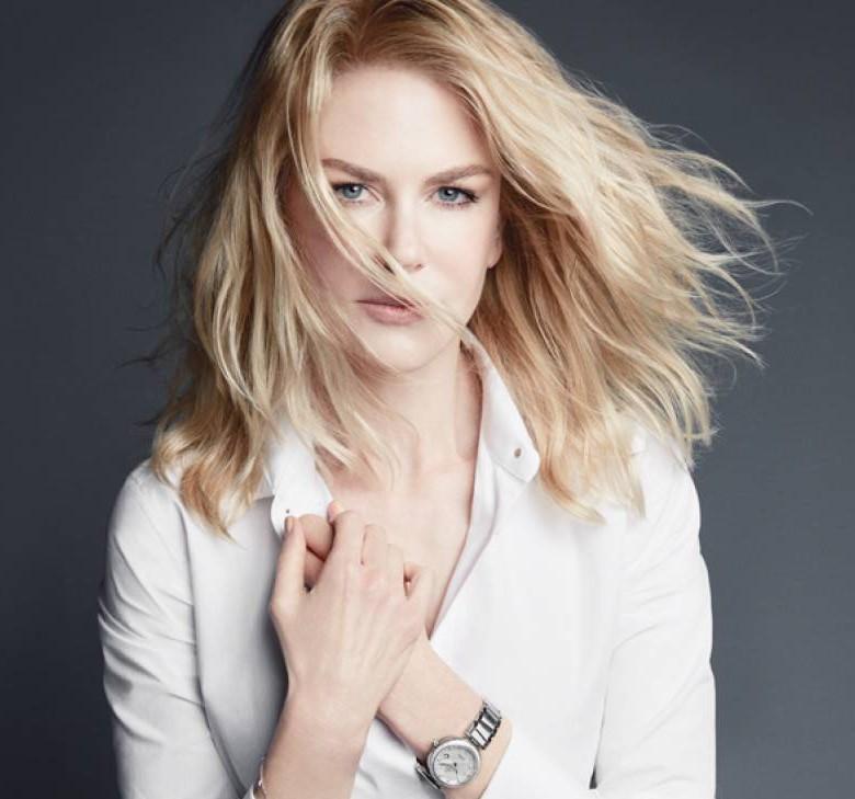 Nicole Kidman Stuns in Omega Ladymatic TV Campaign