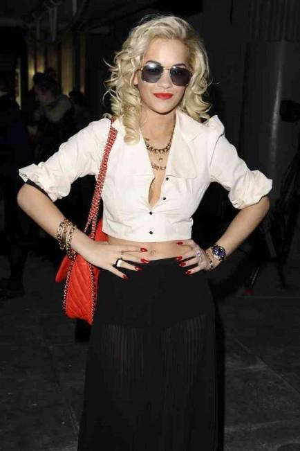 Rita Ora, Nick Grimshaw, X Factor, judge, Simon Cowell, Mel B, Chanel handbag, Lego, Cheryl Fernandez-Versini