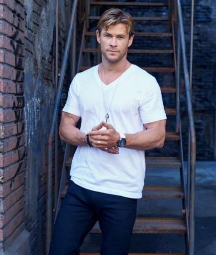 Tag Heuer Ambassador Chris Hemsworth