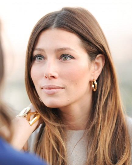 Tiffany & Co Ambassador Jessica Biel