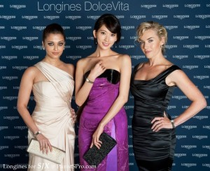 Longines Ambassador Kate