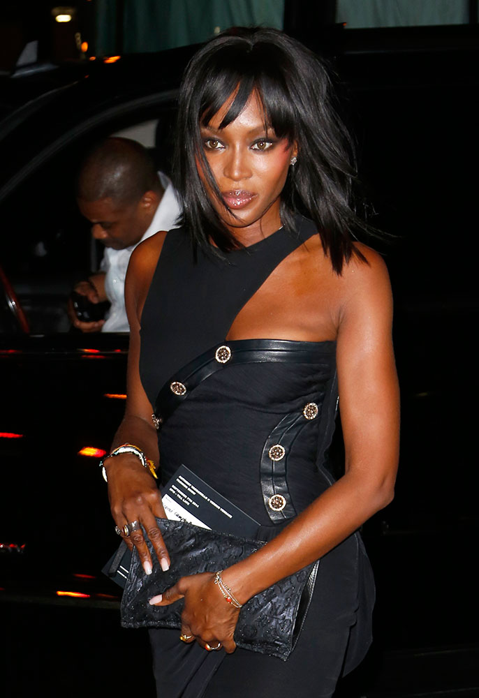 Naomi Campbell Luxury Bag Favourites Luxseeker Com