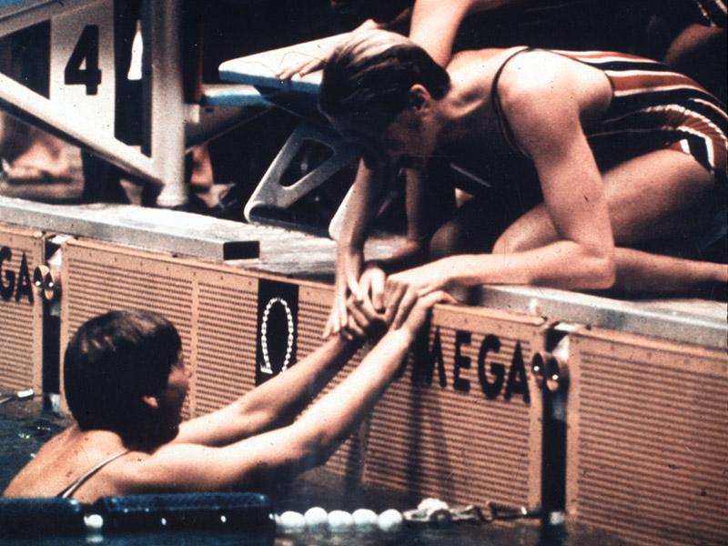 The Omega Olympics