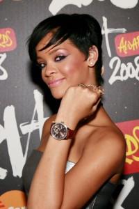 Rihanna Raymond Weil