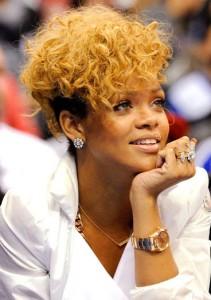 Rihanna Vintage Day Date
