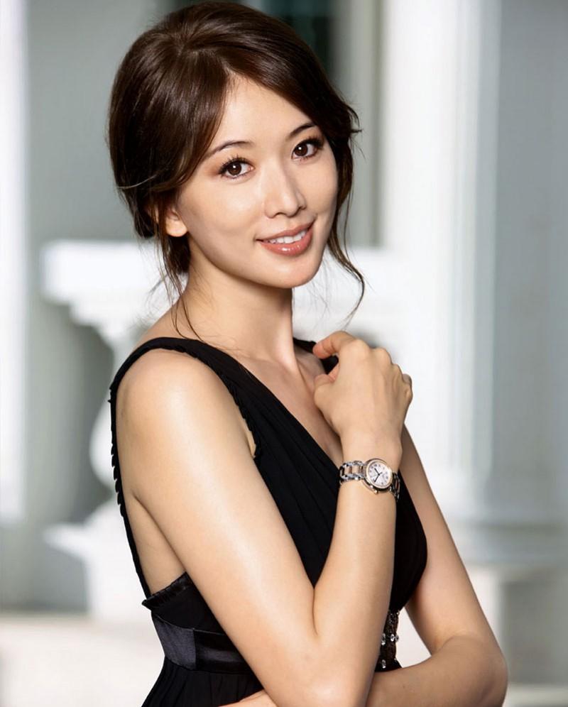 Longines Ambassador Chi Ling Lin, Elegance