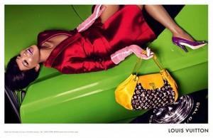 Louise Vuitton Naomi Campbell