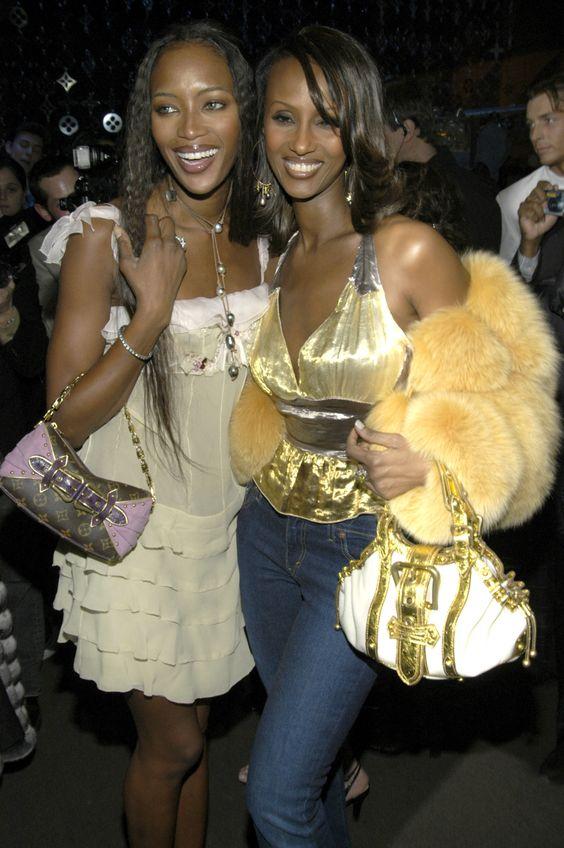 Naomi Campbell Luxury Bag Favourites Luxury News