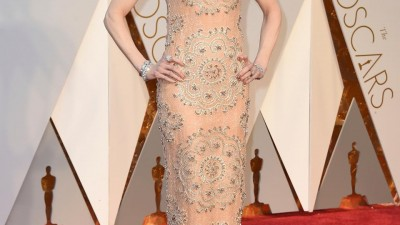 Nicole Kidman Steals the Oscars 2017 Best Watch with Secret Vintage Omega