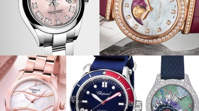Best ladies luxury watches from BaselWorld 2017