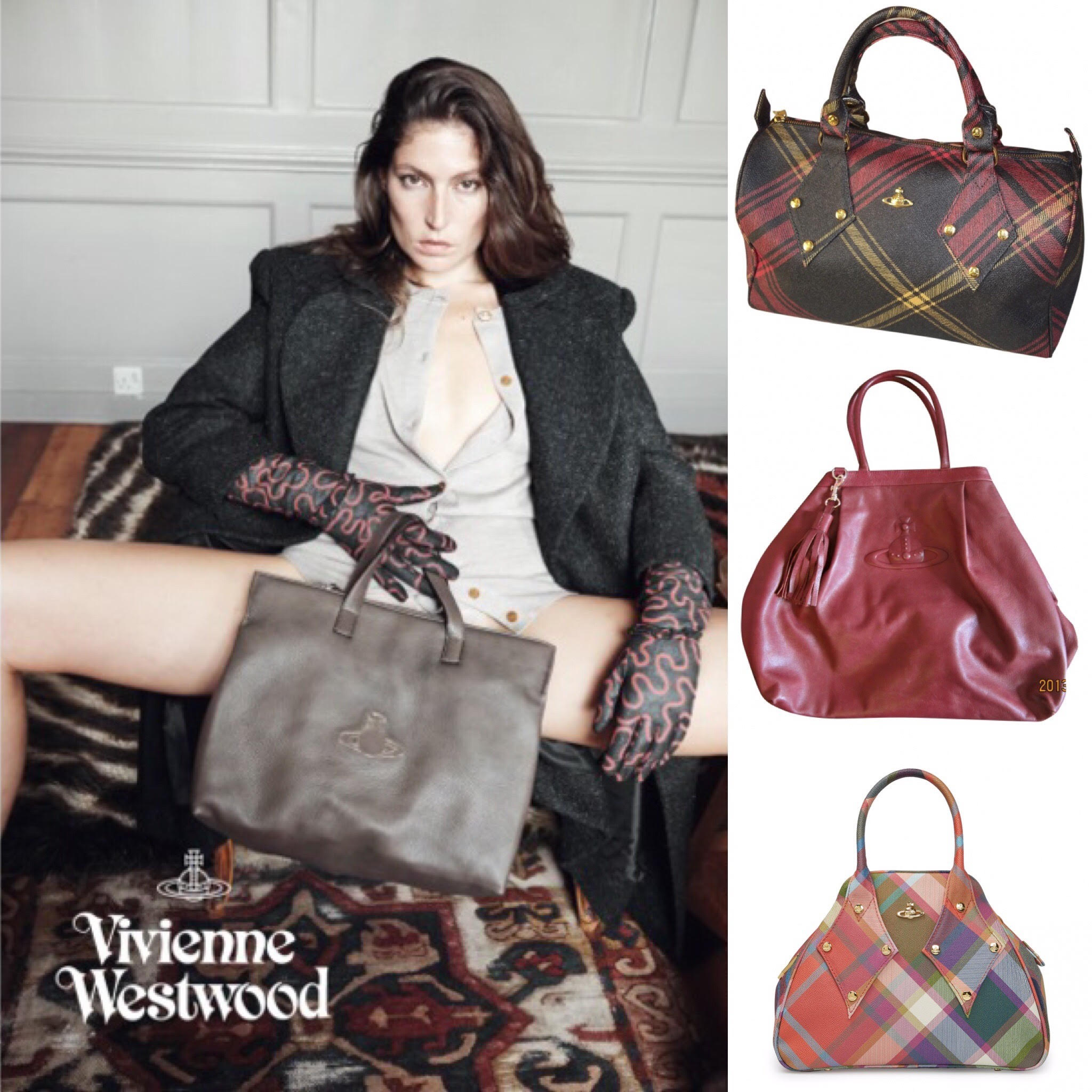 Vivienne Westwood Fashion Icon