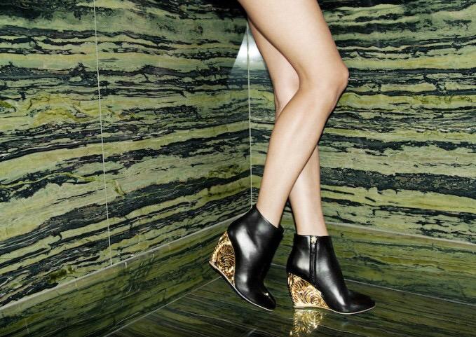 Rupert Sanderson luxury shoes