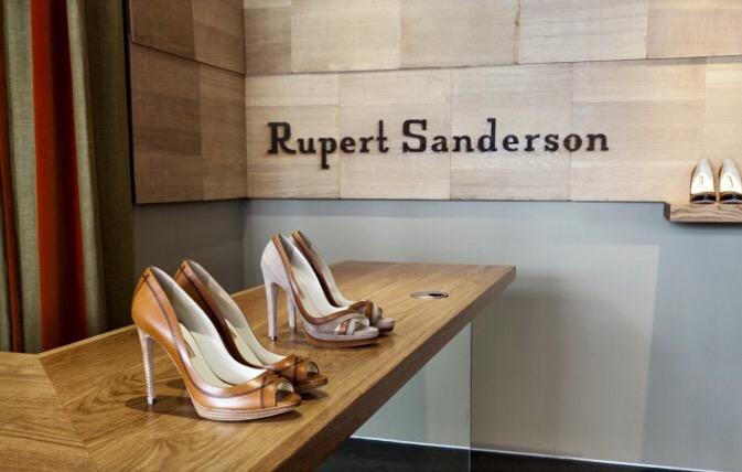 Rupert Sanderson London