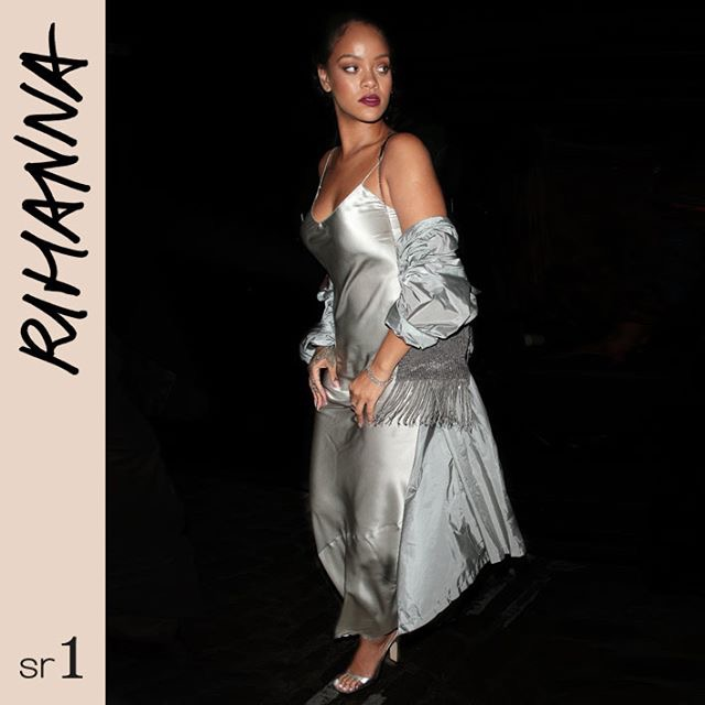 Rihanna Sergio Rossi