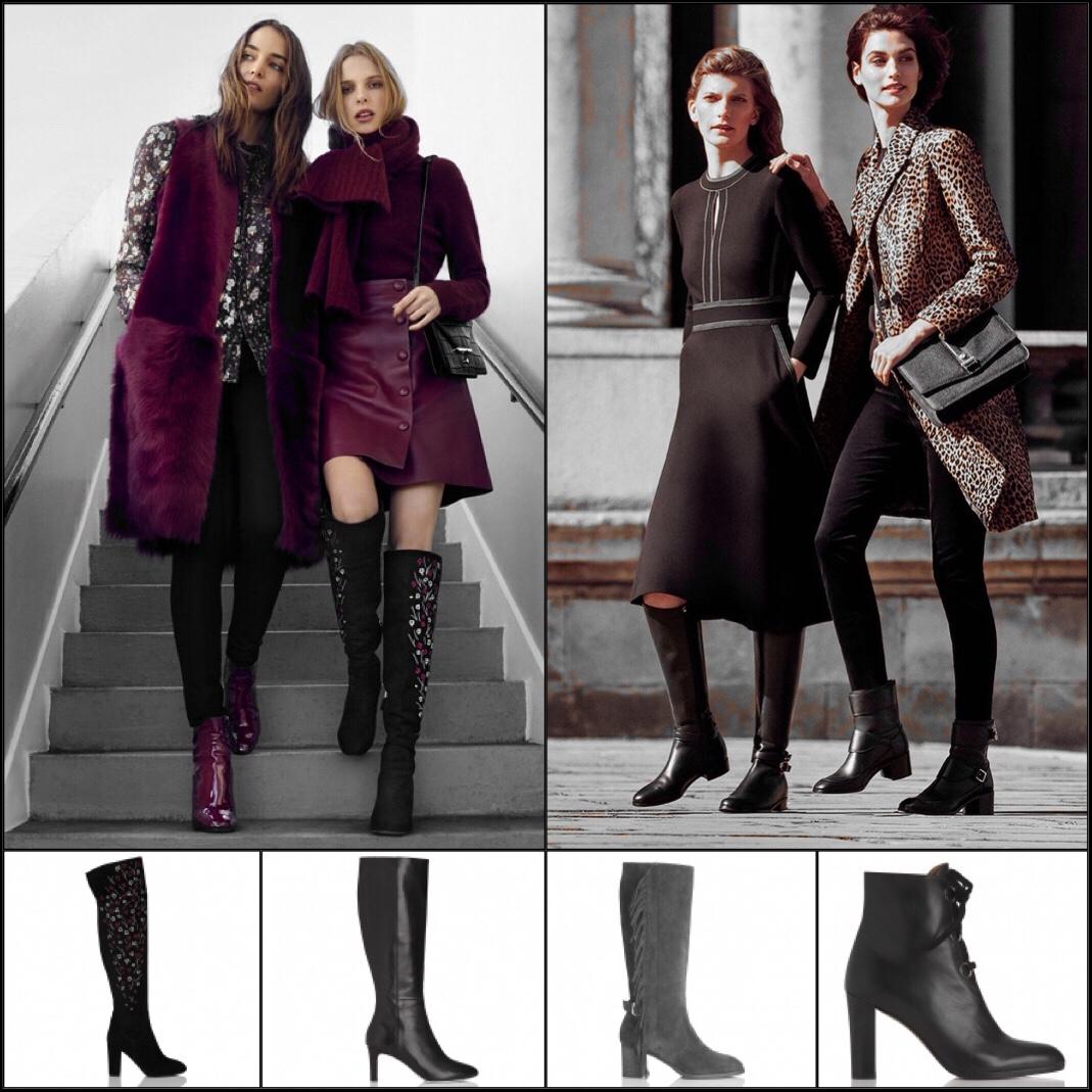 LK Bennett Luxury British Boot Style
