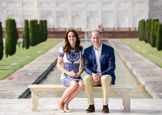 Fern Heels Kate Middleton