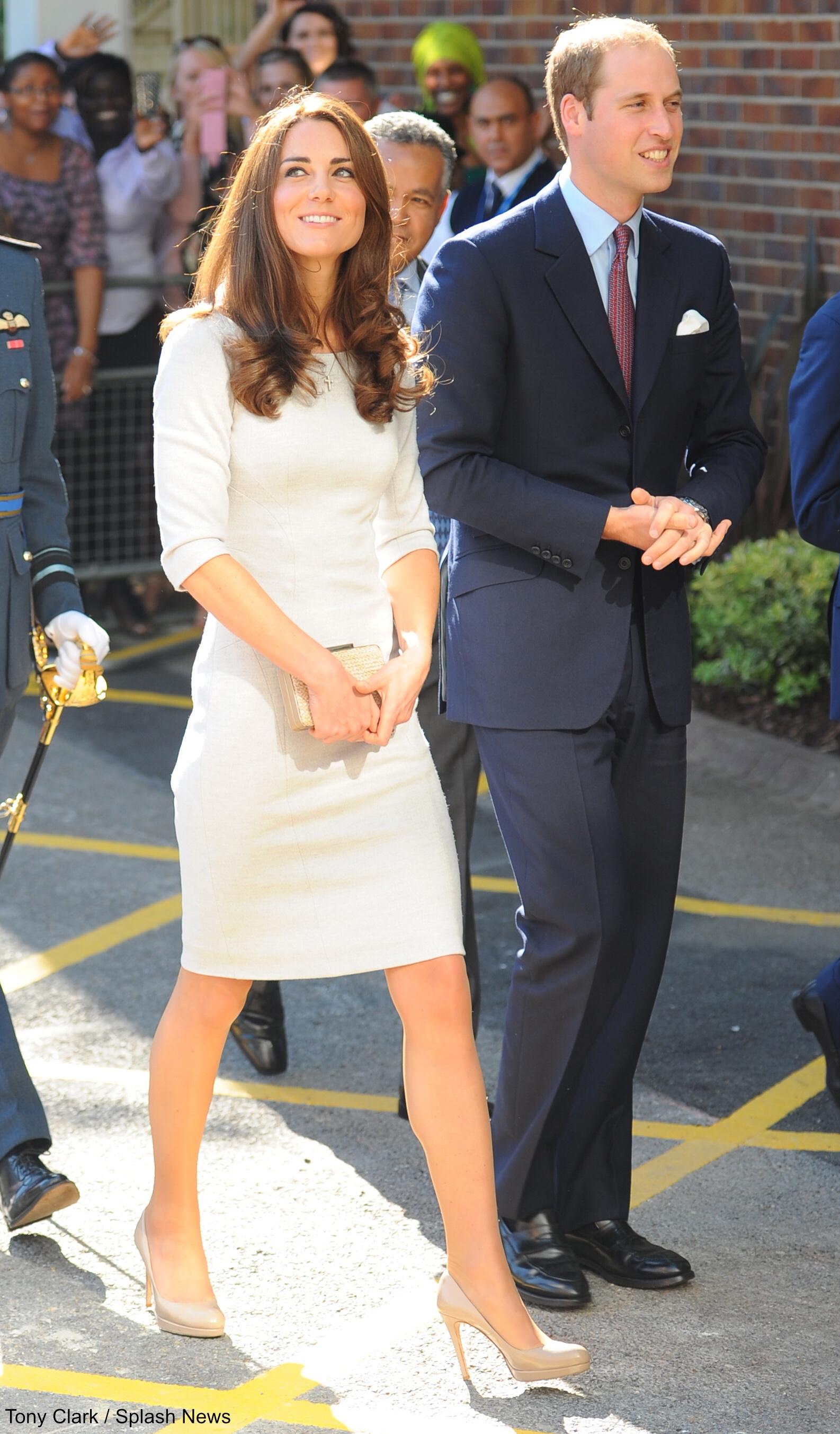 LK Bennet Sledge Kate Middleton