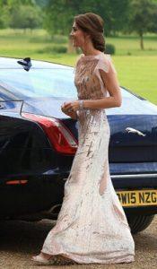 LK Bennett Sledge Kate Middleton