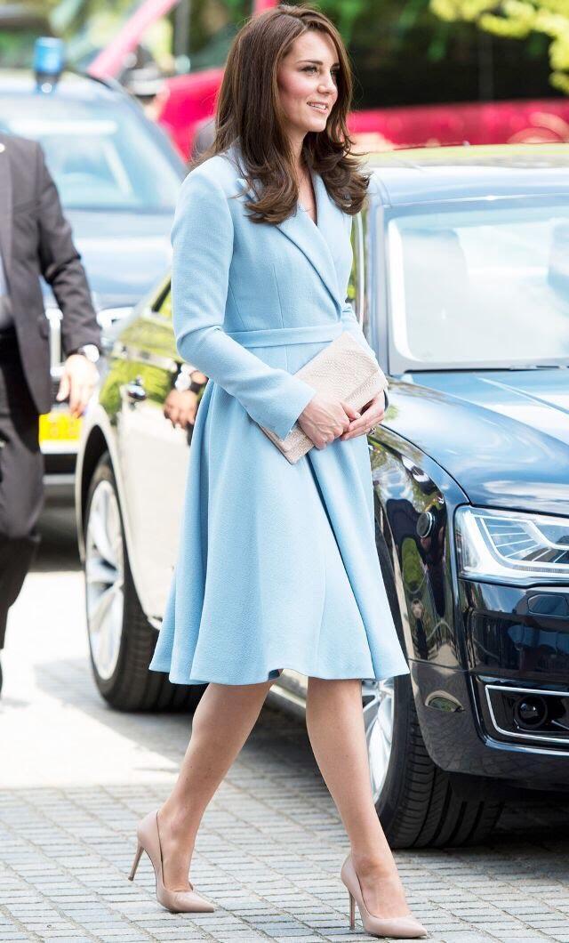 LK Bennet Floret Duchess Kate Middleton