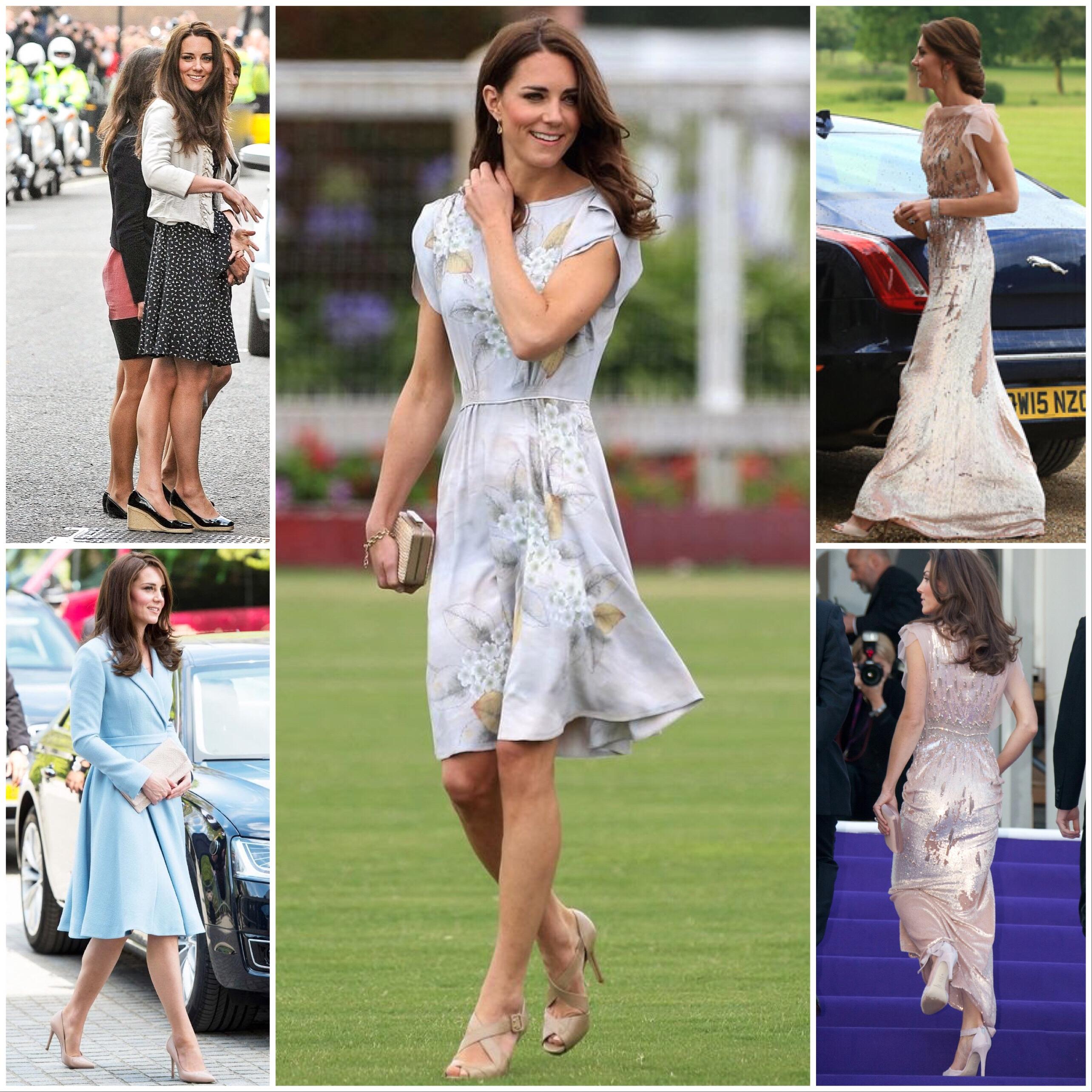 Kate Middleton's LK Bennett Shoe Love Affair