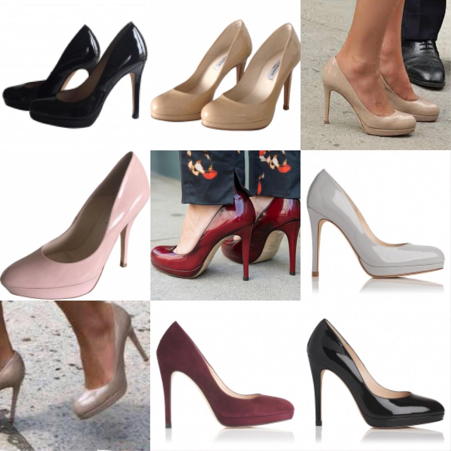 Iconic LK Bennett Sledge Shoe