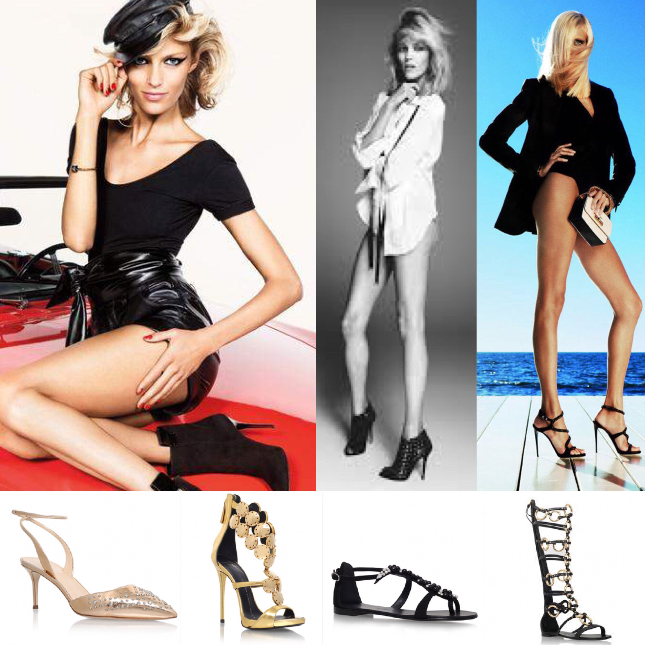 The Classic Shoes of Kurt Geiger