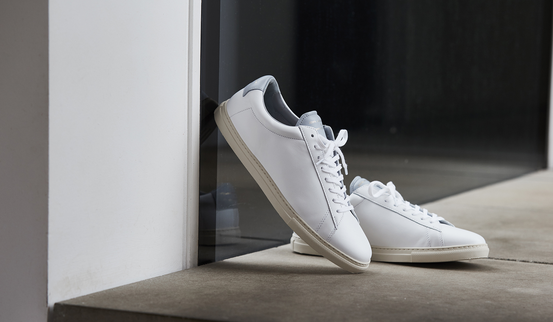Tessuti Luxe Trainers