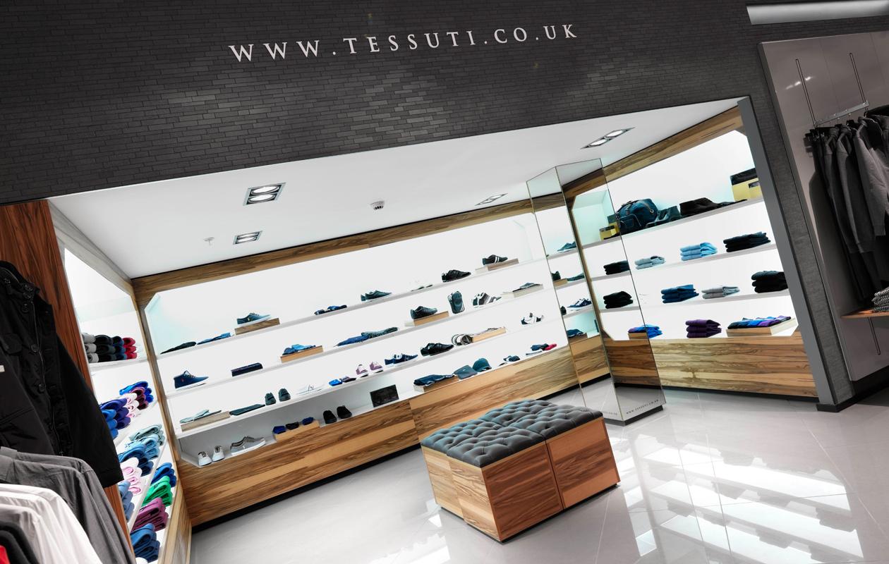 Tessuti Shoes