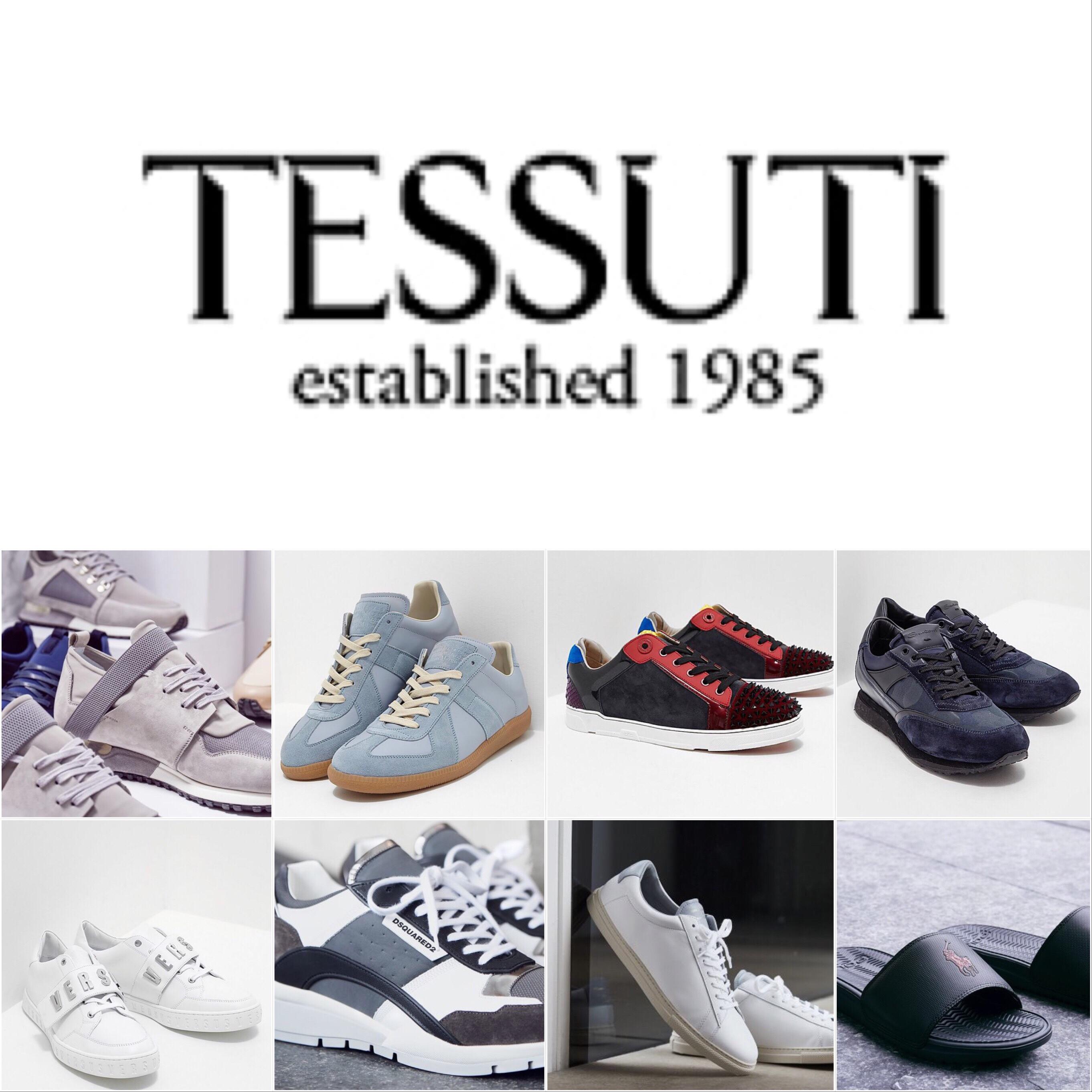 Luxury Men's Shoe Buyer Guide by Tessuti