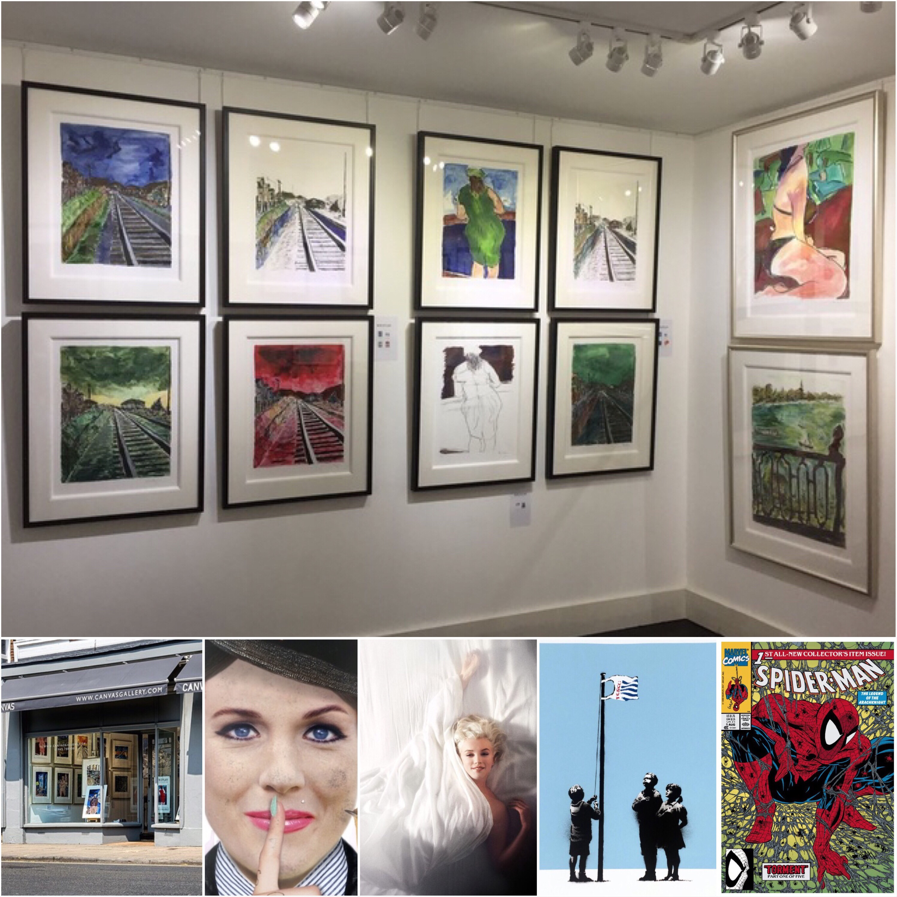 INVESTING IN ART? THE TOP 5 TIPS FROM THE CANVAS GALLERY