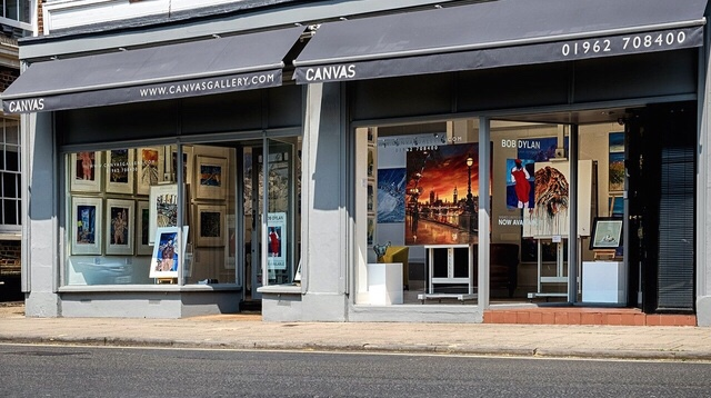 Canvas Gallery Winchester