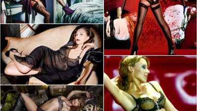 Agent Provocateur Luxury Lingerie Ad Campaigns