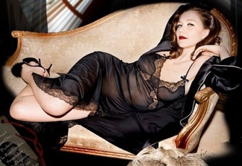 Agent Provocateur MaggieGyllenhaal