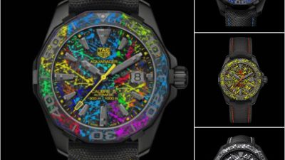 The fine art watches of Marberglux