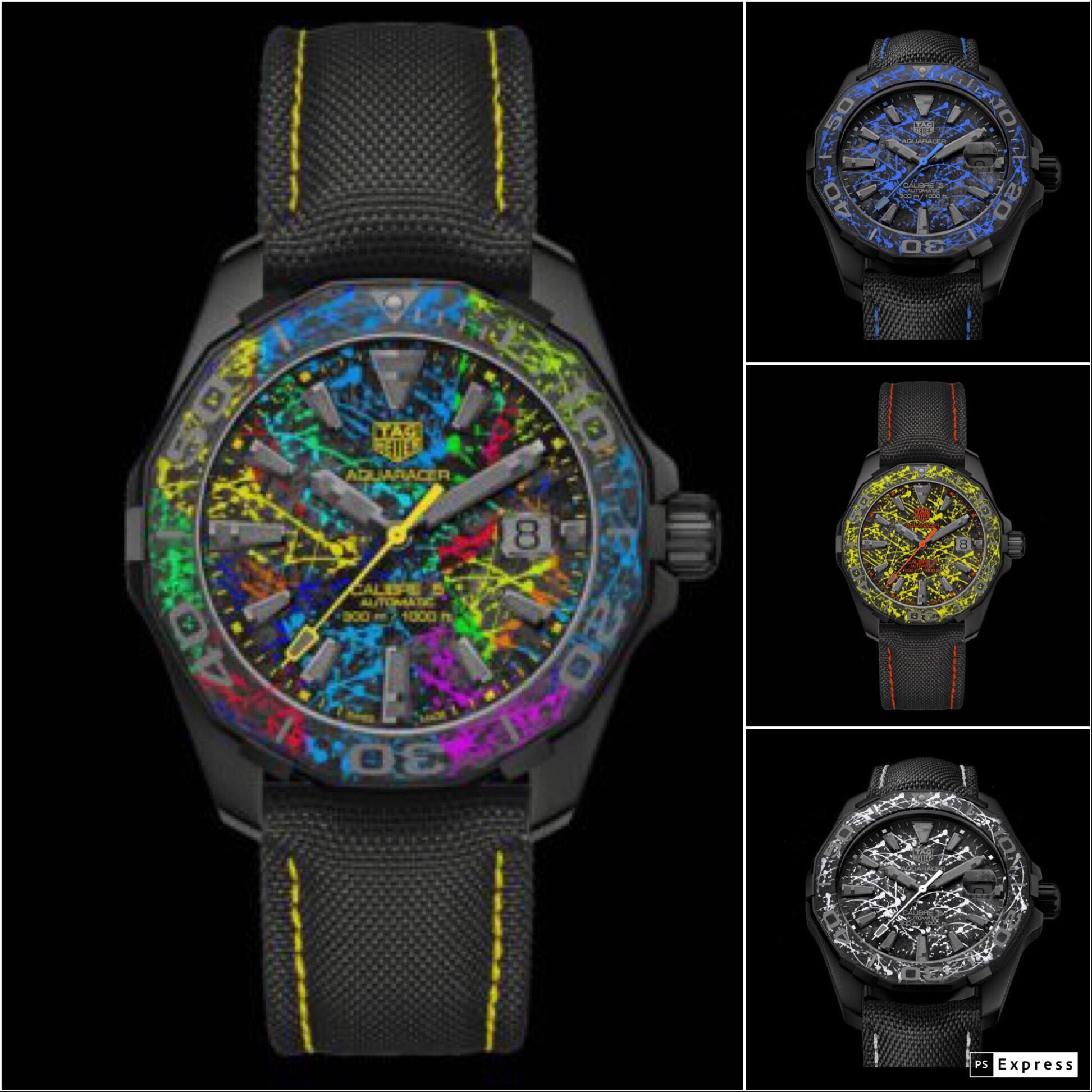 Marberglux Watch