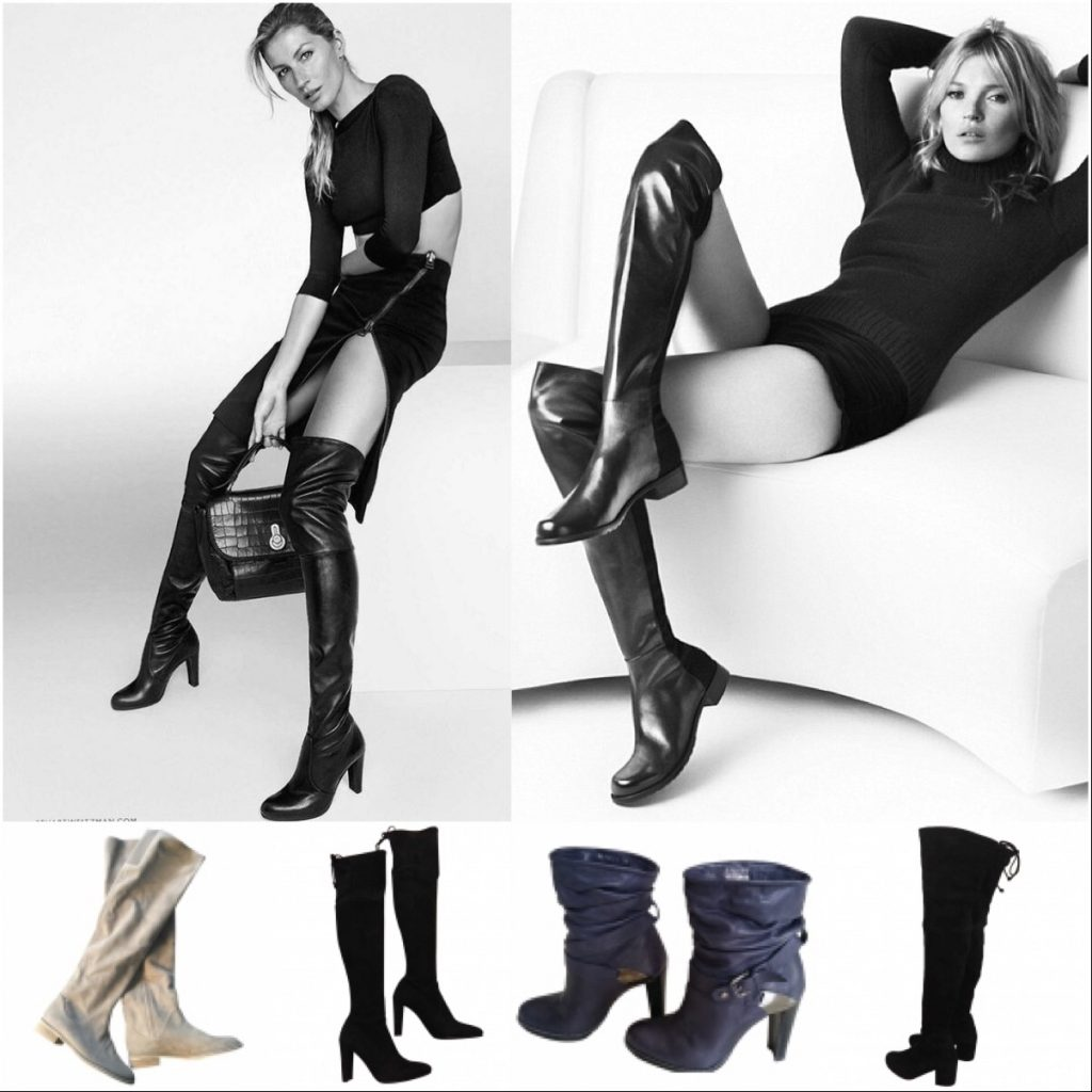 Over the Knee Boots - Boot Guide