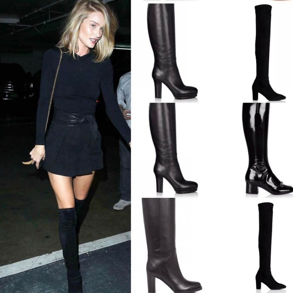 High Heel Boots - Boot Guide