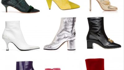Luxury Ankle Boot Buyers Guide