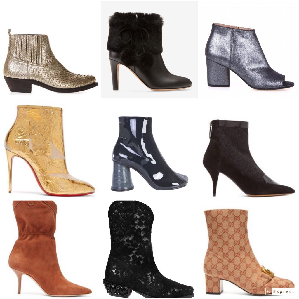 Ankle Boot Materials