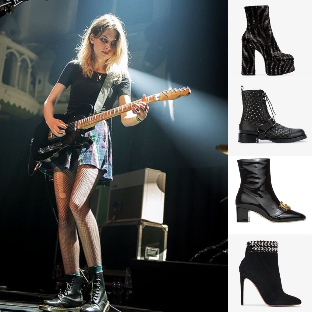 Wolf Alice Ellie Roswell Ankle Boot