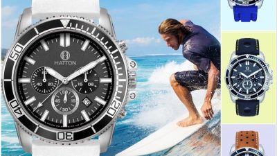 Beach Life to NightLife – Hatton Watches