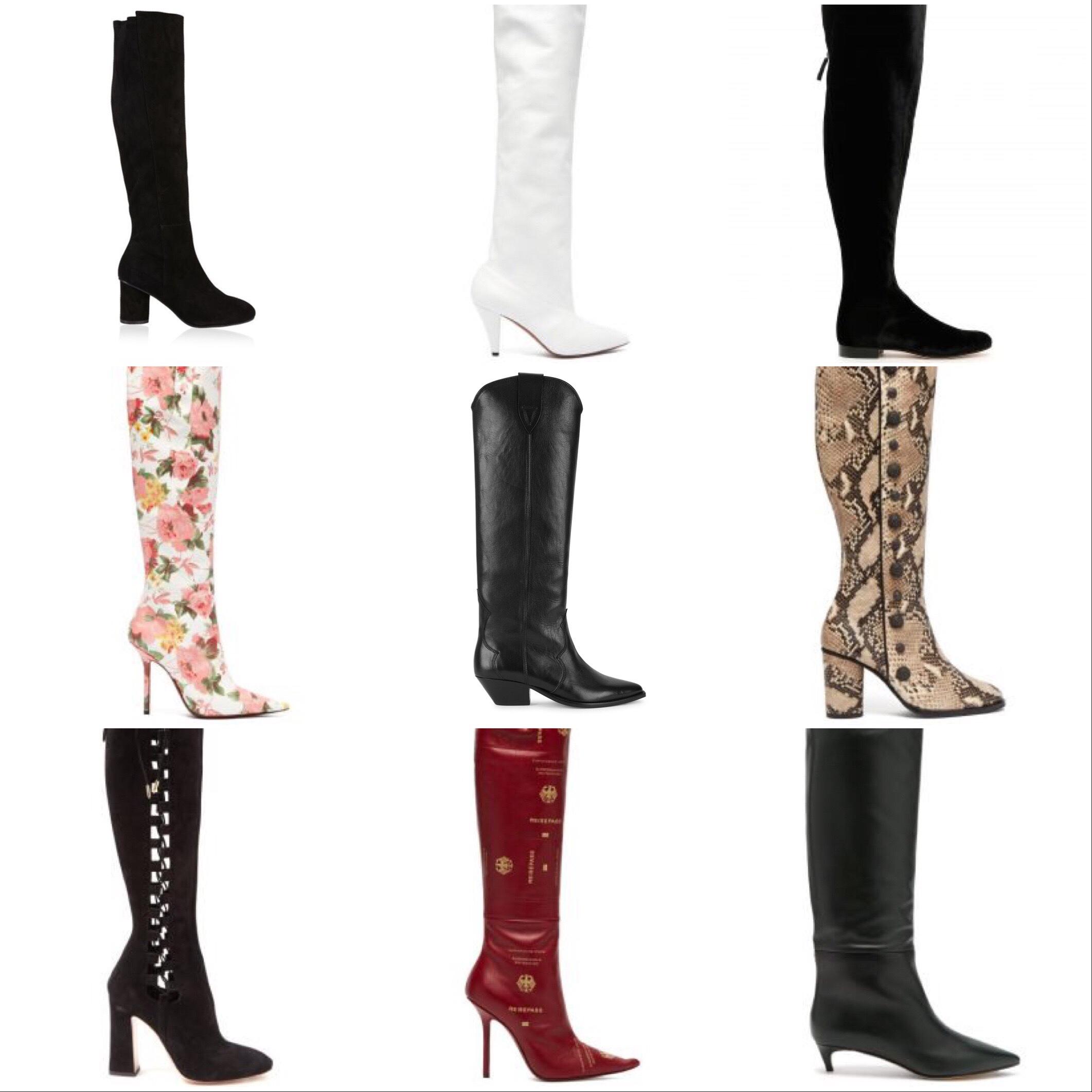 Luxury Knee-High Boot Buyers Guide