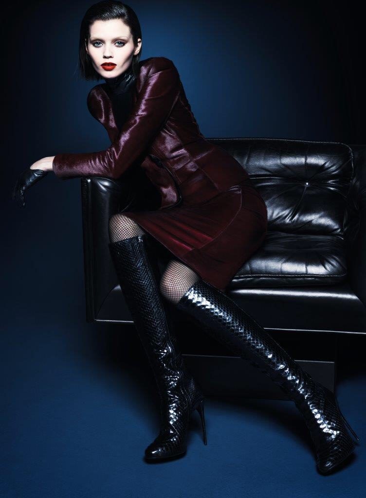 Knee High Boots Campaign