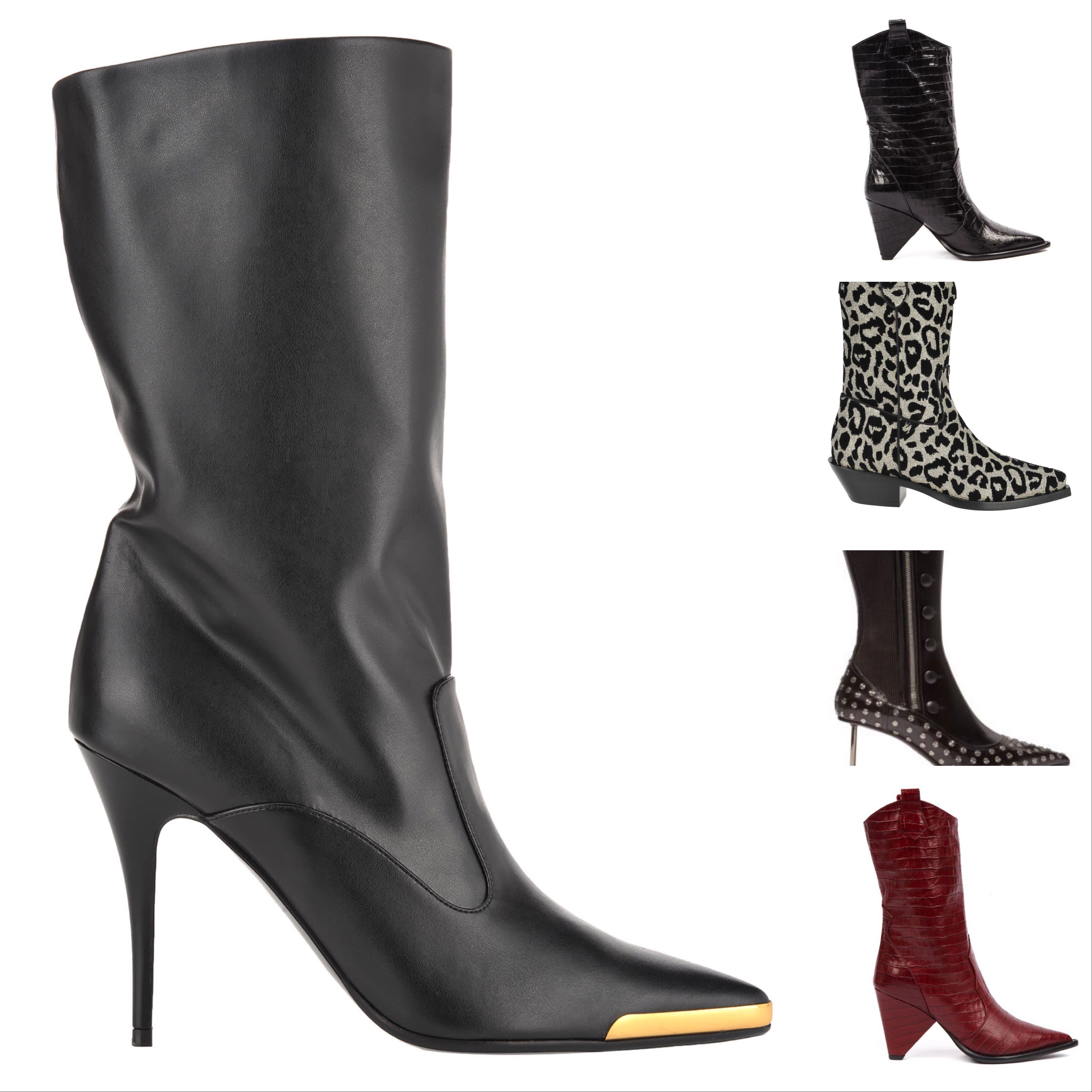 Luxury Mid Calf Boot Guide