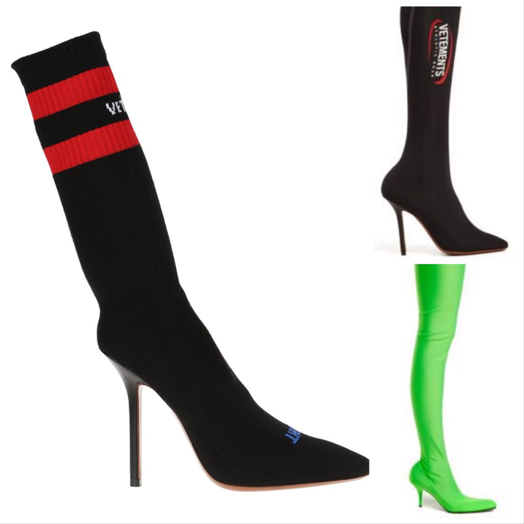 Knee Sock Boots