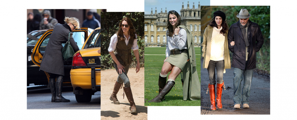 The Penelope Chivers Riding Boot Kate Middleton